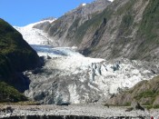 Glaciar Franz Josep