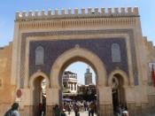 Puerta de la muralla Bab Buyelud