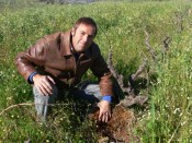 Eben Sadie, impulsor del terroir en los vinos sudafricanos.