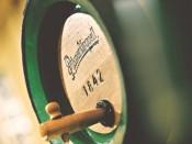 Barrica de cerveza Pilsner Urquell