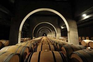 Bodega de crianza de vinos de Pago de los Capellanes