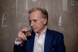 Ronnie Cox, director de las marcas de destilados Heritage de Berry Bros & Rudd