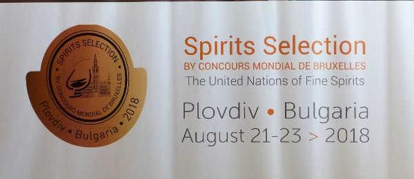 Spirits Selection Plovdiv 2018