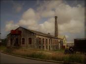 Antigua fabrica de azucar de Barbados