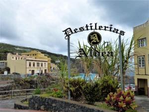 Destilerias Aldea, en la isla de La Palma