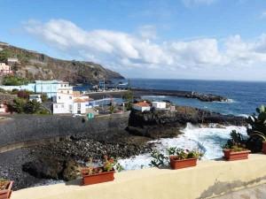 Puerto Espindola, en la isla de La Palma