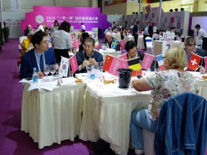 Belt & Road Wine and Spirits Competition, en Ningxia 2019